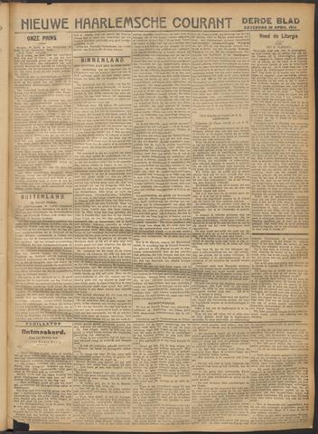 Nieuwe Haarlemsche Courant 1914-04-18