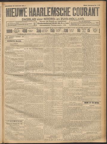 Nieuwe Haarlemsche Courant 1912-01-22