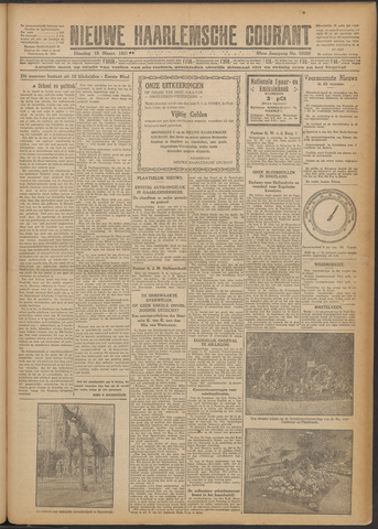 Nieuwe Haarlemsche Courant 1927-03-15