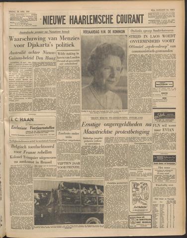 Nieuwe Haarlemsche Courant 1961-04-28