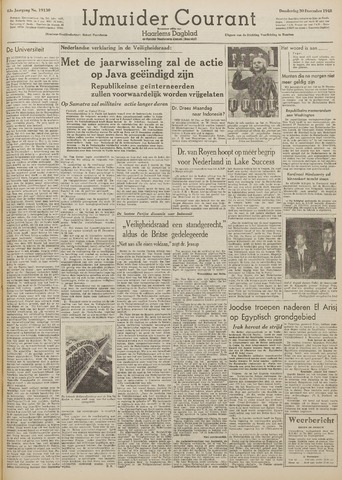 IJmuider Courant 1948-12-29