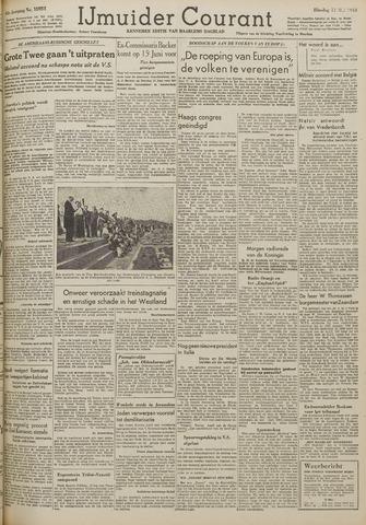 IJmuider Courant 1948-05-11