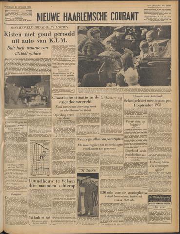 Nieuwe Haarlemsche Courant 1954-09-22