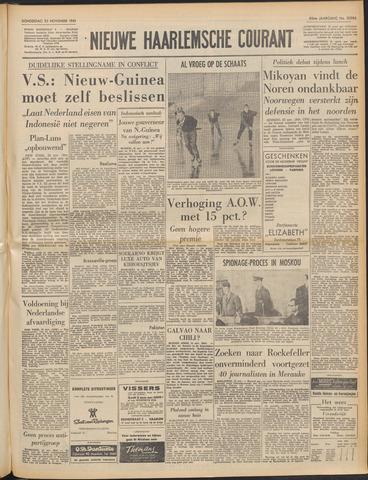 Nieuwe Haarlemsche Courant 1961-11-23