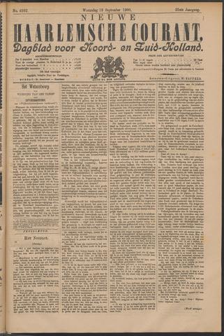 Nieuwe Haarlemsche Courant 1900-09-19