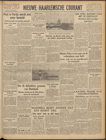 Nieuwe Haarlemsche Courant 1947-11-28