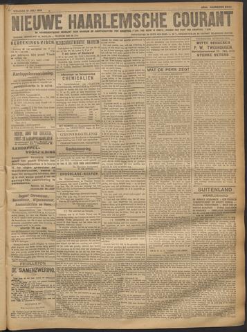 Nieuwe Haarlemsche Courant 1918-07-19