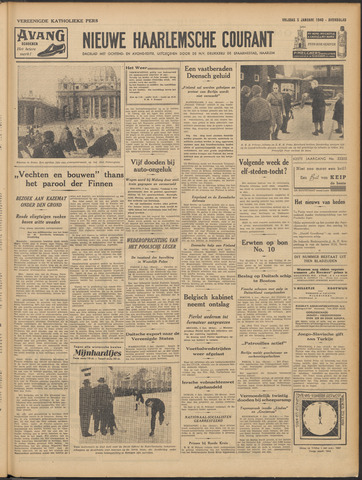 Nieuwe Haarlemsche Courant 1940-01-05