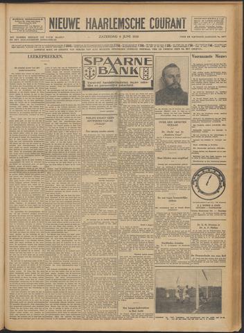 Nieuwe Haarlemsche Courant 1928-06-09