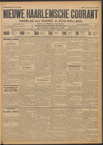 Nieuwe Haarlemsche Courant 1910-07-28