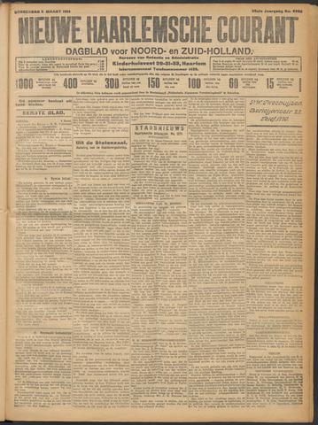 Nieuwe Haarlemsche Courant 1914-03-05