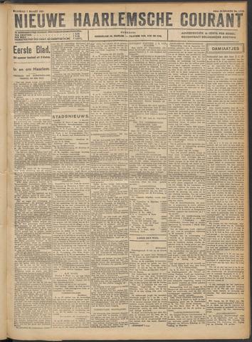 Nieuwe Haarlemsche Courant 1921-03-07