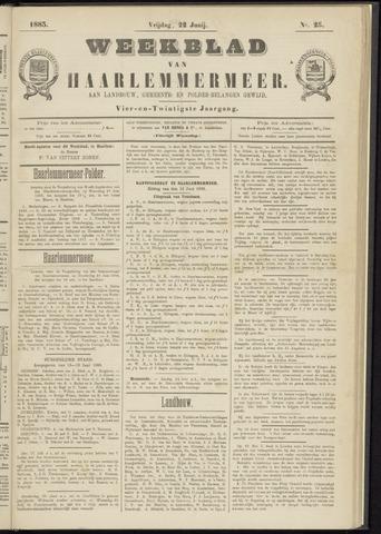 Weekblad van Haarlemmermeer 1883-06-22
