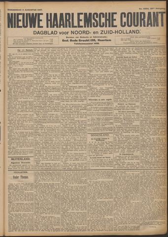 Nieuwe Haarlemsche Courant 1907-08-08
