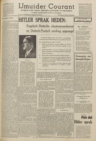 IJmuider Courant 1939-04-28