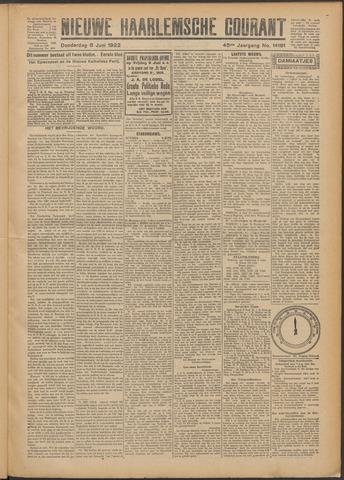 Nieuwe Haarlemsche Courant 1922-06-08