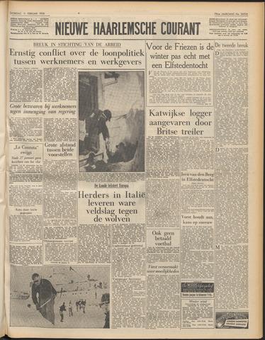 Nieuwe Haarlemsche Courant 1956-02-11