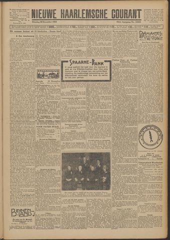 Nieuwe Haarlemsche Courant 1924-12-30