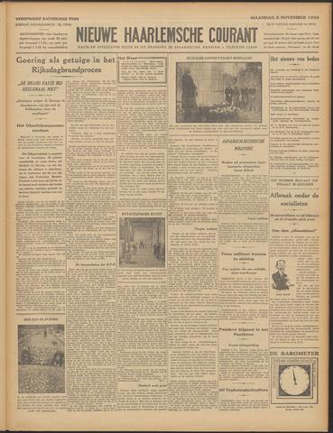 Nieuwe Haarlemsche Courant 1933-11-06
