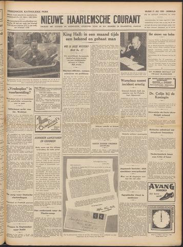 Nieuwe Haarlemsche Courant 1939-07-21