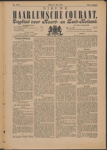 Nieuwe Haarlemsche Courant 1897-05-21
