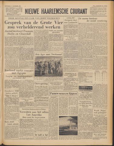Nieuwe Haarlemsche Courant 1951-11-07