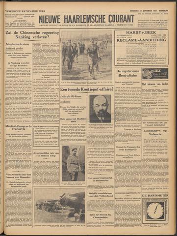 Nieuwe Haarlemsche Courant 1937-09-23