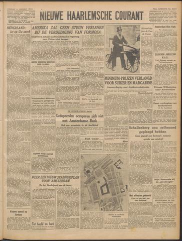 Nieuwe Haarlemsche Courant 1950-01-06