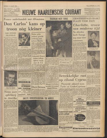 Nieuwe Haarlemsche Courant 1964-03-21