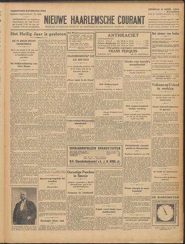 Nieuwe Haarlemsche Courant 1934-04-03