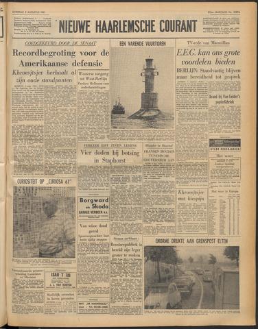 Nieuwe Haarlemsche Courant 1961-08-05