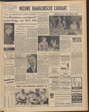 Nieuwe Haarlemsche Courant 1962-06-15