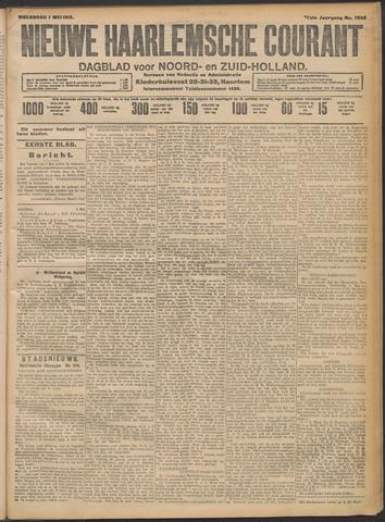 Nieuwe Haarlemsche Courant 1912-05-01