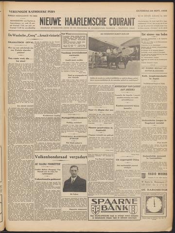 Nieuwe Haarlemsche Courant 1932-09-24
