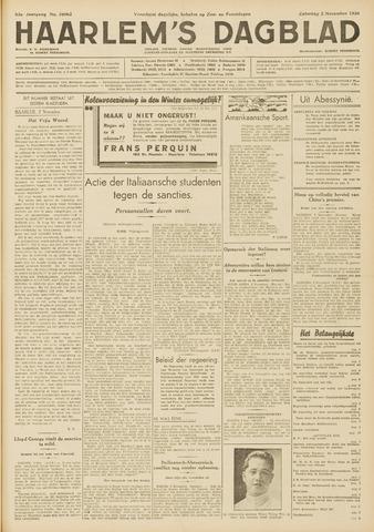 Haarlem's Dagblad 1935-11-02