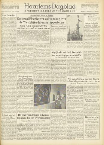 Haarlem's Dagblad 1951-11-26