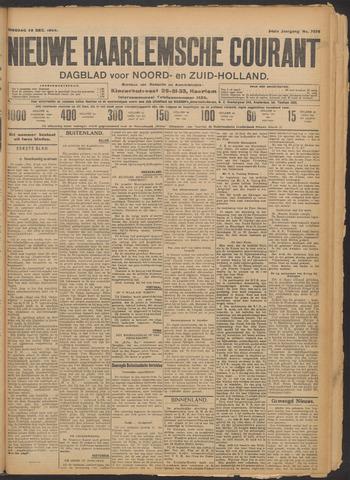 Nieuwe Haarlemsche Courant 1909-12-28