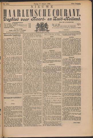 Nieuwe Haarlemsche Courant 1902-01-17