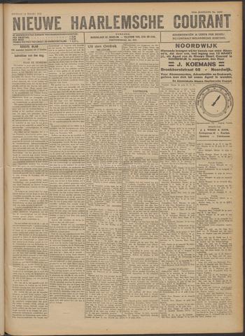 Nieuwe Haarlemsche Courant 1922-03-14
