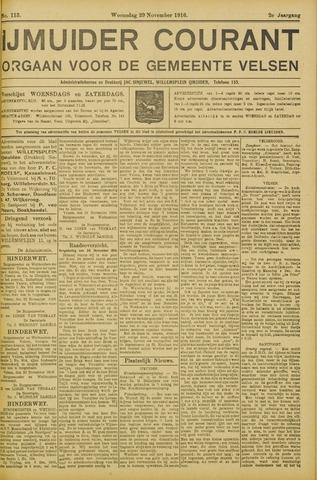 IJmuider Courant 1916-11-29
