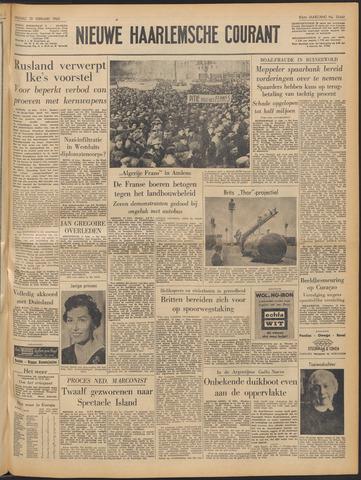 Nieuwe Haarlemsche Courant 1960-02-12