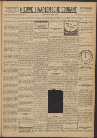 Nieuwe Haarlemsche Courant 1928-04-27