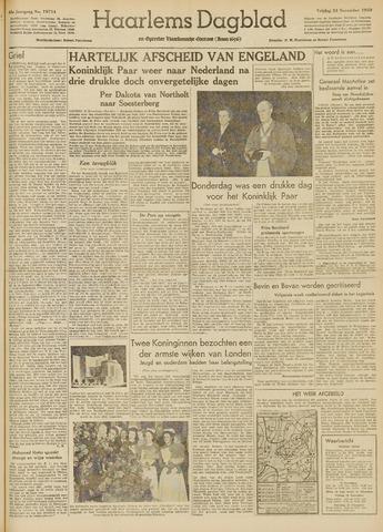 Haarlem's Dagblad 1950-11-24