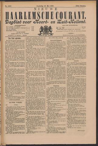 Nieuwe Haarlemsche Courant 1898-05-26