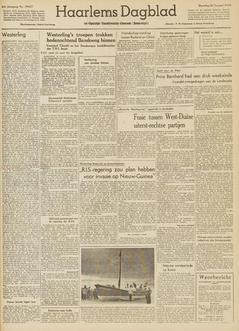 Haarlem's Dagblad 1950-01-23