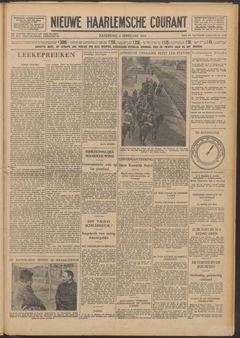 Nieuwe Haarlemsche Courant 1932-02-06