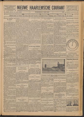 Nieuwe Haarlemsche Courant 1929-07-17