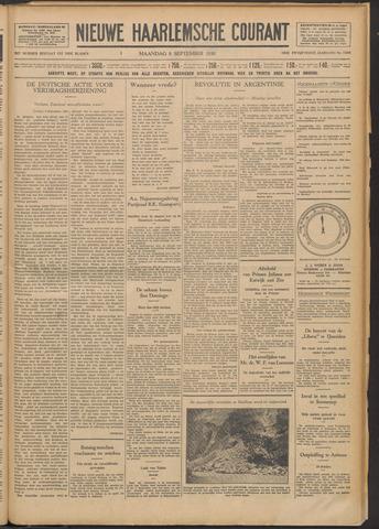 Nieuwe Haarlemsche Courant 1930-09-08