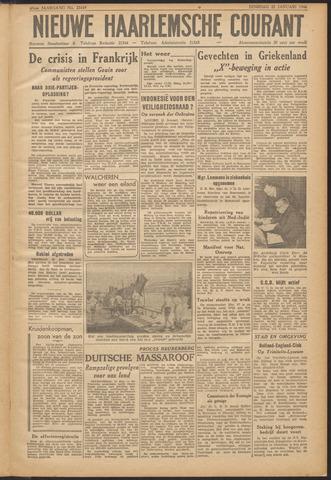 Nieuwe Haarlemsche Courant 1946-01-22