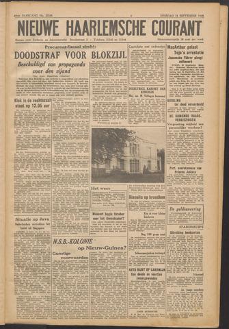 Nieuwe Haarlemsche Courant 1945-09-11
